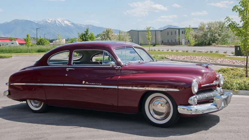 1950 mercury 2 door sedan mecum monterey 2011 f60 for 1950 mercury 2 door coupe