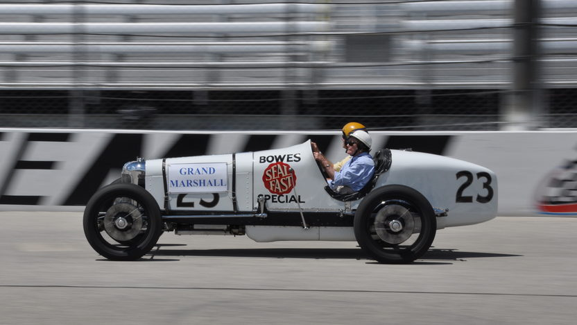 1931 Miller Bowes Seal Fast Special Indy 500 Winner   presented as lot S147.1 at Monterey, CA 2011 - image12