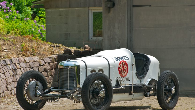 1931 Miller Bowes Seal Fast Special Indy 500 Winner   presented as lot S147.1 at Monterey, CA 2011 - image2