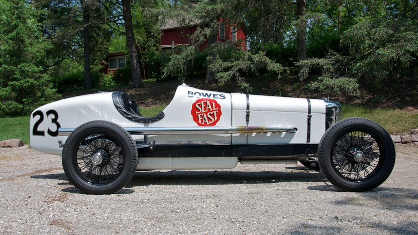 1931 Miller Bowes Seal Fast Special Indy 500 Winner   presented as lot S147.1 at Monterey, CA 2011 - image3