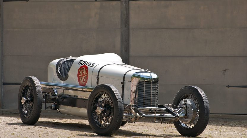 1931 Miller Bowes Seal Fast Special Indy 500 Winner   presented as lot S147.1 at Monterey, CA 2011 - image4