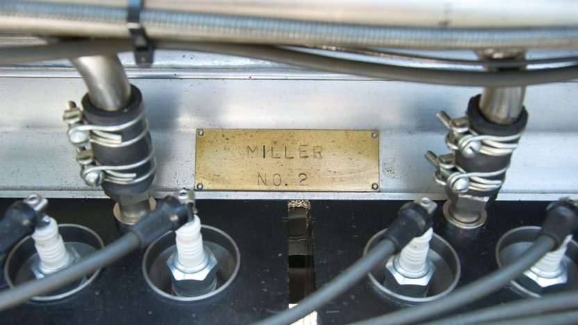 1931 Miller Bowes Seal Fast Special Indy 500 Winner   presented as lot S147.1 at Monterey, CA 2011 - image9