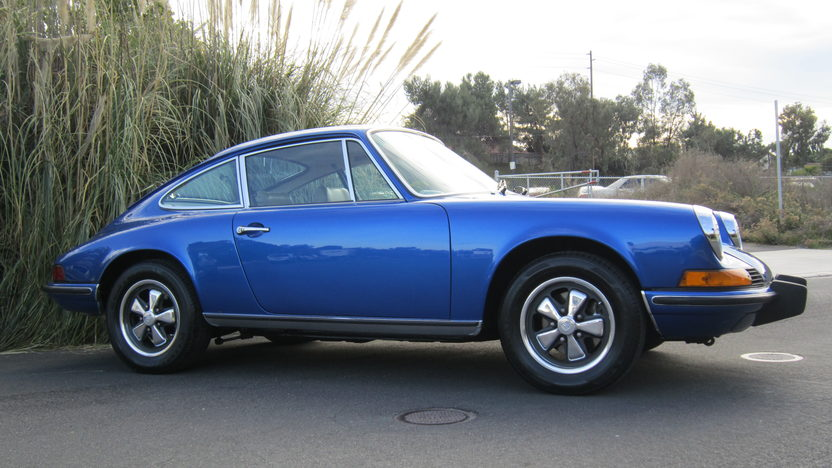 1973 Porsche 911 Coupe 2.4L, 5-Speed presented as lot T66 at Monterey, CA 2012 - image2