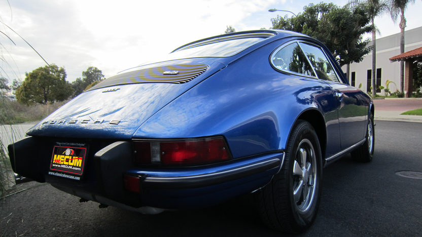 1973 Porsche 911 Coupe 2.4L, 5-Speed presented as lot T66 at Monterey, CA 2012 - image7