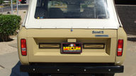 1977 International Scout SSII Matching Numbers Award Winner presented as lot T187 at Monterey, CA 2012 - thumbail image2