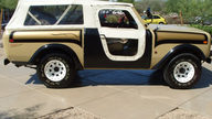 1977 International Scout SSII Matching Numbers Award Winner presented as lot T187 at Monterey, CA 2012 - thumbail image7