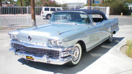 1958 Buick Roadmaster 75 Convertible 364/300 HP, Automatic presented as lot F163 at Monterey, CA 2012 - thumbail image8