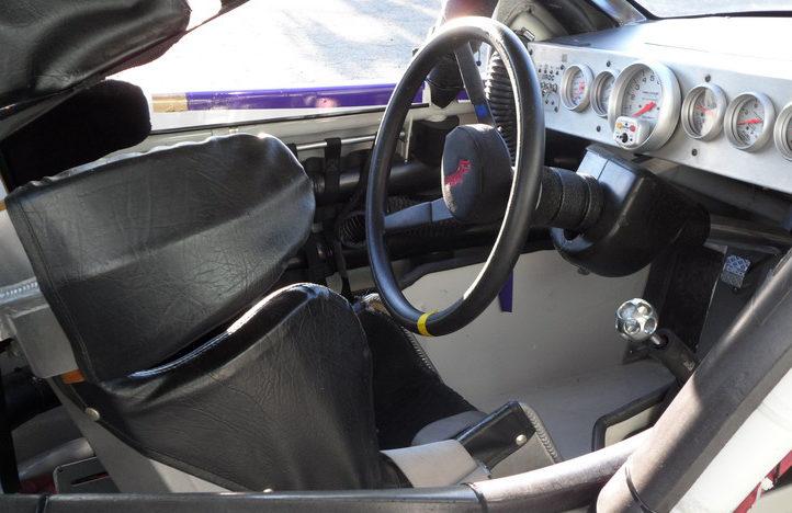 1996 Pontiac Trans Am IROC Race Car presented as lot F168 at Monterey, CA 2012 - image3