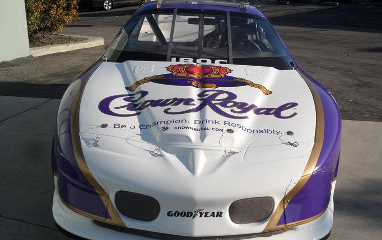 1996 Pontiac Trans Am IROC Race Car presented as lot F168 at Monterey, CA 2012 - image7