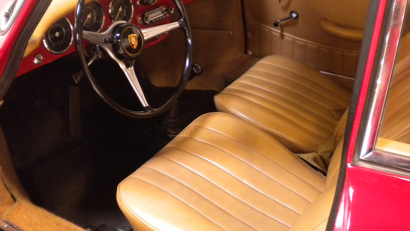 1964 Porsche 356 C Coupe Porsche N.A. Certificate of Authenticity  presented as lot F190 at Monterey, CA 2012 - image3