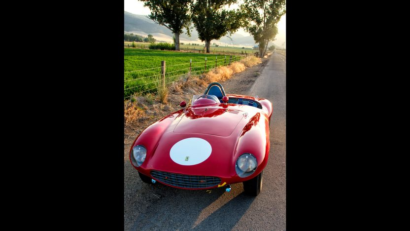 1954 Ferrari 750 Monza Spyder Scaglietti S/N 0462MD: The Second Monza 750 Built presented as lot S97 at Monterey, CA 2012 - image10