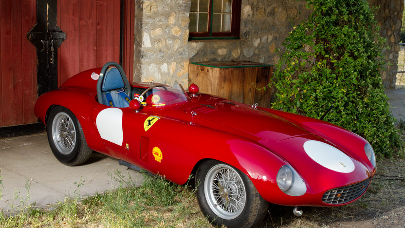 1954 Ferrari 750 Monza Spyder Scaglietti S/N 0462MD: The Second Monza 750 Built presented as lot S97 at Monterey, CA 2012 - image2