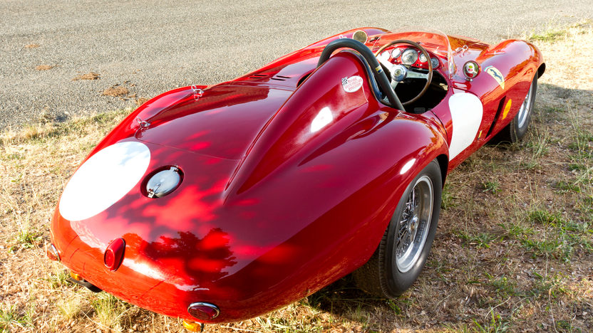 1954 Ferrari 750 Monza Spyder Scaglietti S/N 0462MD: The Second Monza 750 Built presented as lot S97 at Monterey, CA 2012 - image4