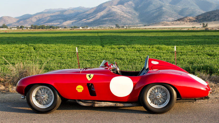 1954 Ferrari 750 Monza Spyder Scaglietti S/N 0462MD: The Second Monza 750 Built presented as lot S97 at Monterey, CA 2012 - image5