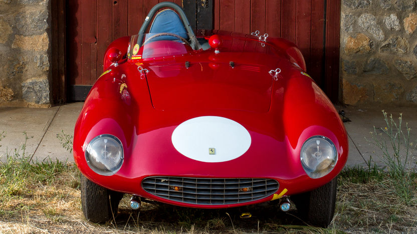 1954 Ferrari 750 Monza Spyder Scaglietti S/N 0462MD: The Second Monza 750 Built presented as lot S97 at Monterey, CA 2012 - image7