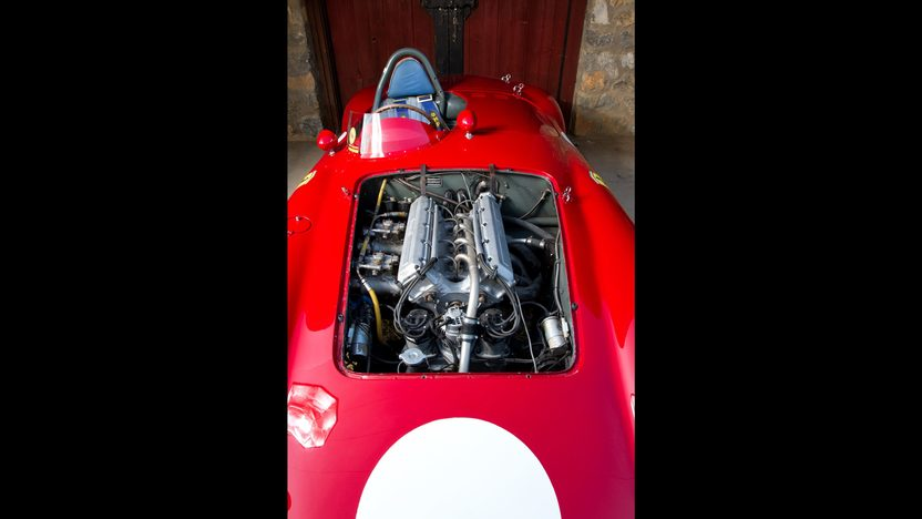 1954 Ferrari 750 Monza Spyder Scaglietti S/N 0462MD: The Second Monza 750 Built presented as lot S97 at Monterey, CA 2012 - image8
