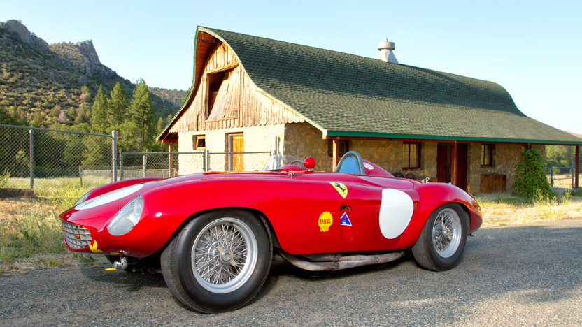 1954 Ferrari 750 Monza Spyder Scaglietti S/N 0462MD: The Second Monza 750 Built presented as lot S97 at Monterey, CA 2012 - image9