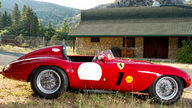1954 Ferrari 750 Monza Spyder Scaglietti S/N 0462MD: The Second Monza 750 Built presented as lot S97 at Monterey, CA 2012 - thumbail image3