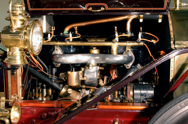 1908 Simplex 50 Speedcar Roadster The Oldest Simplex Known to Exist presented as lot S101 at Monterey, CA 2012 - image2