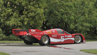 1986 Porsche 962 Bob Akin/Coca-Cola, 1986 Sebring Winner presented as lot S113 at Monterey, CA 2012 - thumbail image3