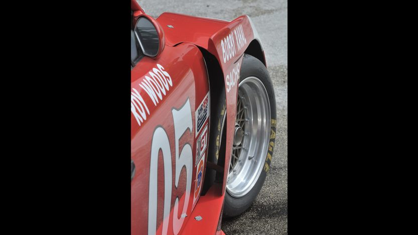 1977 Porsche 935 Factory Built Customer Car presented as lot S115 at Monterey, CA 2012 - image10