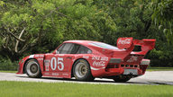 1977 Porsche 935 Factory Built Customer Car presented as lot S115 at Monterey, CA 2012 - thumbail image3