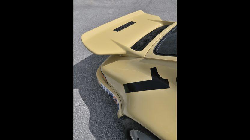 1974 Porsche 911 RSR IROC The Emerson Fittipaldi Car presented as lot S116 at Monterey, CA 2012 - image8