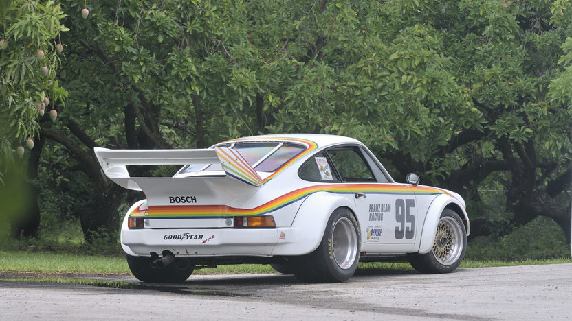 1977 Porsche 934 1/2 1 of 10 Factory Built Cars presented as lot S122 at Monterey, CA 2012 - image5