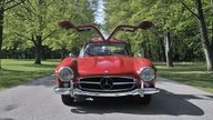 1956 Mercedes-Benz 300SL Gullwing Chassis# 5500637, Matching Luggage presented as lot S128 at Monterey, CA 2012 - thumbail image12