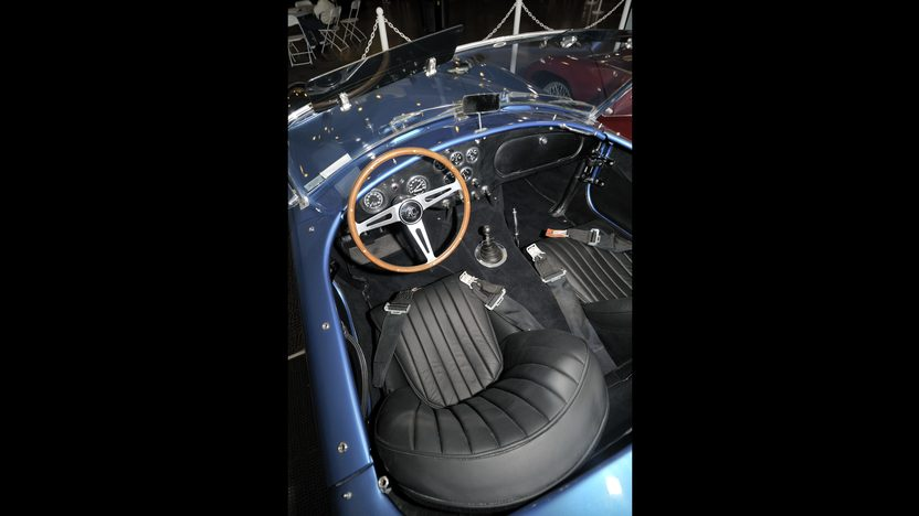 1965 Shelby Cobra 289 Roadster CSX 2428, Highly Optioned Example presented as lot S139 at Monterey, CA 2012 - image3