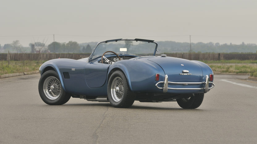 1965 Shelby Cobra 289 Roadster CSX 2428, Highly Optioned Example presented as lot S139 at Monterey, CA 2012 - image9