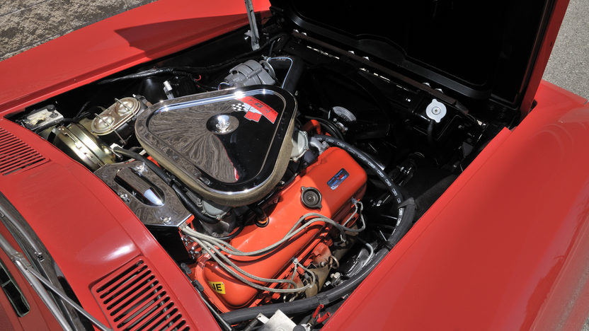 1967 Chevrolet Corvette Convertible 427/435 HP, Bloomington Gold Certified presented as lot S143 at Monterey, CA 2012 - image6