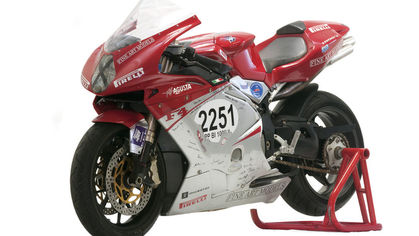 The MV Agusta Collection 71 Bikes, One Marque, One Lot presented as lot S150 at Monterey, CA 2012 - image12