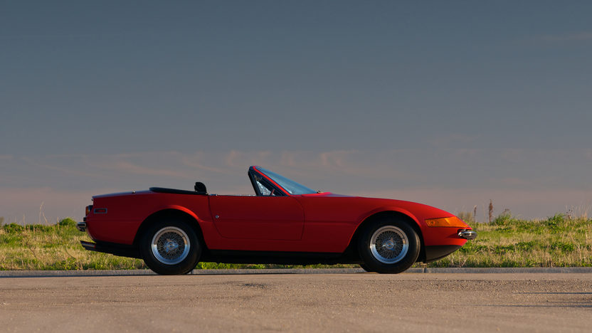 1972 Ferrari 365 GTB/4 Daytona Spyder 1 of 122 Produced, Only 21,185 Miles presented as lot S151 at Monterey, CA 2012 - image2