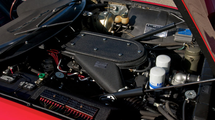 1972 Ferrari 365 GTB/4 Daytona Spyder 1 of 122 Produced, Only 21,185 Miles presented as lot S151 at Monterey, CA 2012 - image6