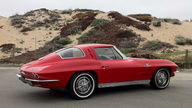 1963 Chevrolet Corvette Split Window Coupe 327/360 HP, 4-Speed presented as lot S99 at Monterey, CA 2012 - thumbail image2