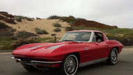 1963 Chevrolet Corvette Split Window Coupe 327/360 HP, 4-Speed presented as lot S99 at Monterey, CA 2012 - thumbail image8