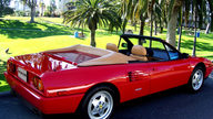 1991 Ferrari Mondial T Cabriolet 3.4/300 HP, 5-Speed presented as lot S56 at Monterey, CA 2012 - thumbail image2