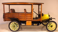 1915 Ford Brass T Depot Hack 177 CI, Wood Body presented as lot F37 at Monterey, CA 2013 - thumbail image2
