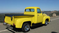 1955 Ford F100 Pickup 223/115 HP, 4-Speed presented as lot T102 at Monterey, CA 2013 - thumbail image9