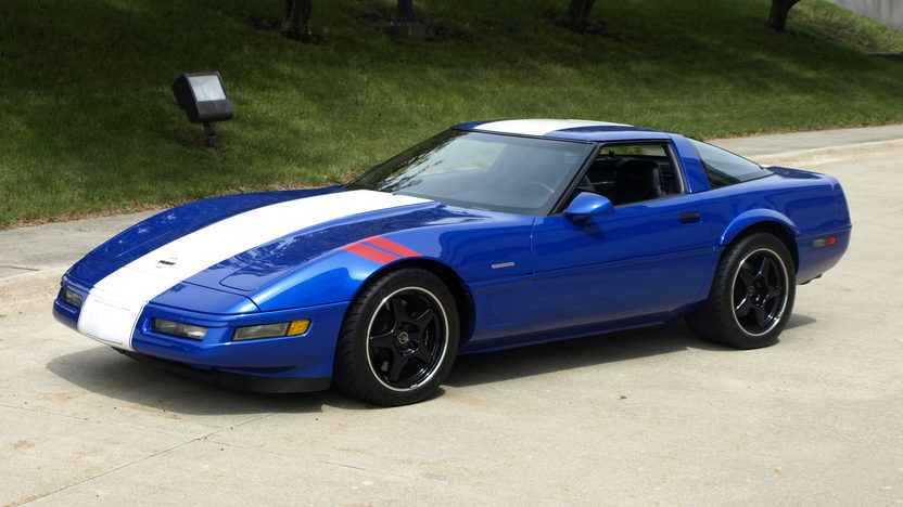 1996 Chevrolet Corvette Grand Sport LT4/330 HP, 6-Speed, 5,400 Miles presented as lot T109 at Monterey, CA 2013 - image10