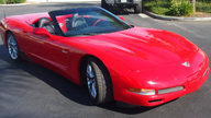 2003 Chevrolet Corvette Z06 Custom Convertible, Lambo Doors presented as lot T119 at Monterey, CA 2013 - thumbail image7
