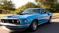 1969 Ford Mustang Mach 1 351/250 HP, Automatic presented as lot T168 at Monterey, CA 2013 - thumbail image10
