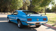 1969 Ford Mustang Mach 1 351/250 HP, Automatic presented as lot T168 at Monterey, CA 2013 - thumbail image3