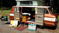 1962 Chevrolet Corvair Greenbrier Camper Van presented as lot T183 at Monterey, CA 2013 - thumbail image10