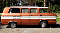 1962 Chevrolet Corvair Greenbrier Camper Van presented as lot T183 at Monterey, CA 2013 - thumbail image2