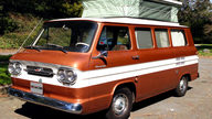 1962 Chevrolet Corvair Greenbrier Camper Van presented as lot T183 at Monterey, CA 2013 - thumbail image9