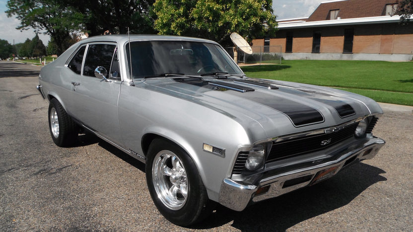 1968 Chevrolet Nova Ss Mecum Monterey 2013 T222