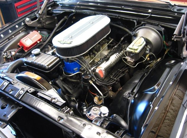 1964 Ford Galaxie 500 XL Hardtop 390 CI, 4-Speed presented as lot F15 at Monterey, CA 2013 - image5