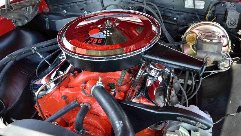 1966 Chevrolet Chevelle SS Convertible 396/360 HP, 4-Speed presented as lot F42 at Monterey, CA 2013 - image6